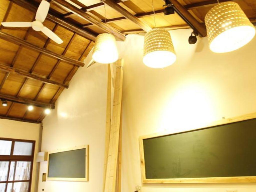 Interior view Taste in Memories Hostel