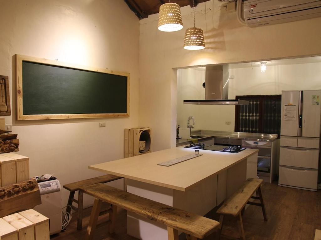 kitchen Taste in Memories Hostel