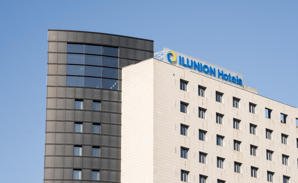 More about Ilunion Aqua 4 Hotel