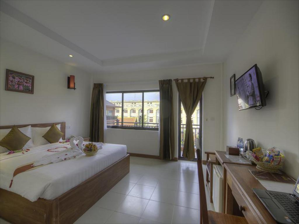 Deluxe Double Room Balcony