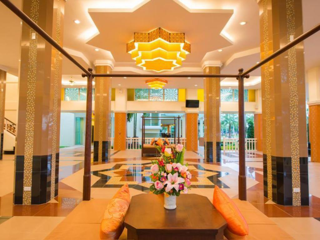 Lobby Krabi Front Bay Resort