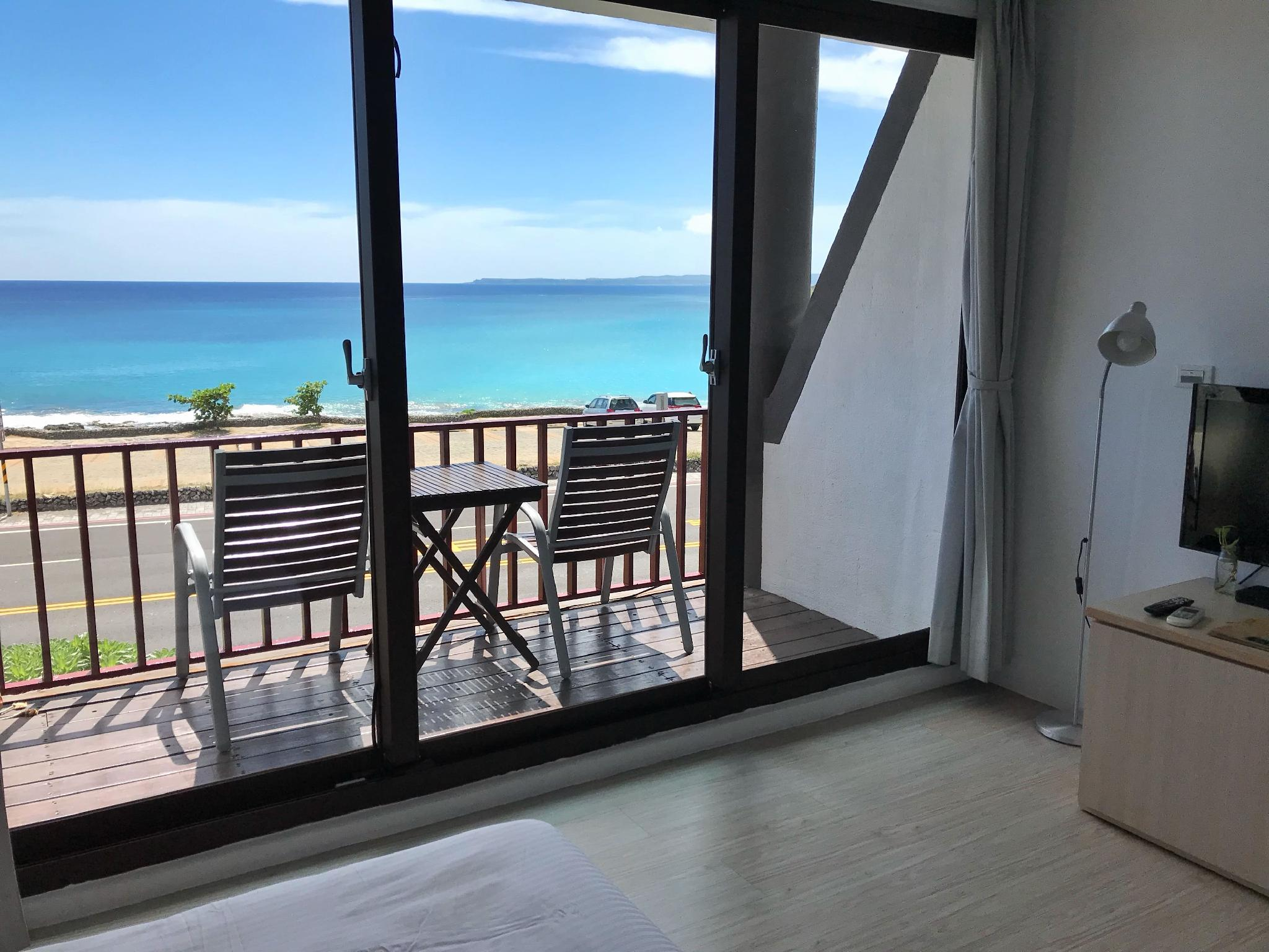 海景高級雙人房 (Superior Double Room with Sea View)