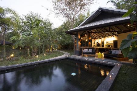 Swimming pool [outdoor] X2 Chiang Mai South Gate Villa
