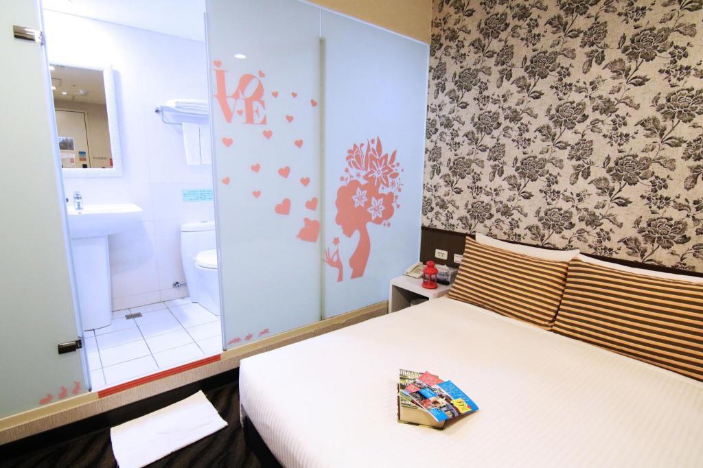 Diary Of Taipei Hotel Wanguo In Taiwan