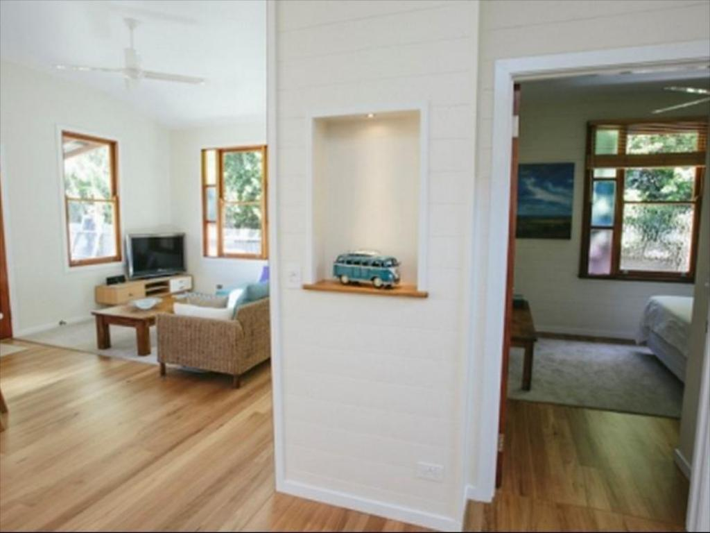 Interior view Turtle Bay Holiday Home