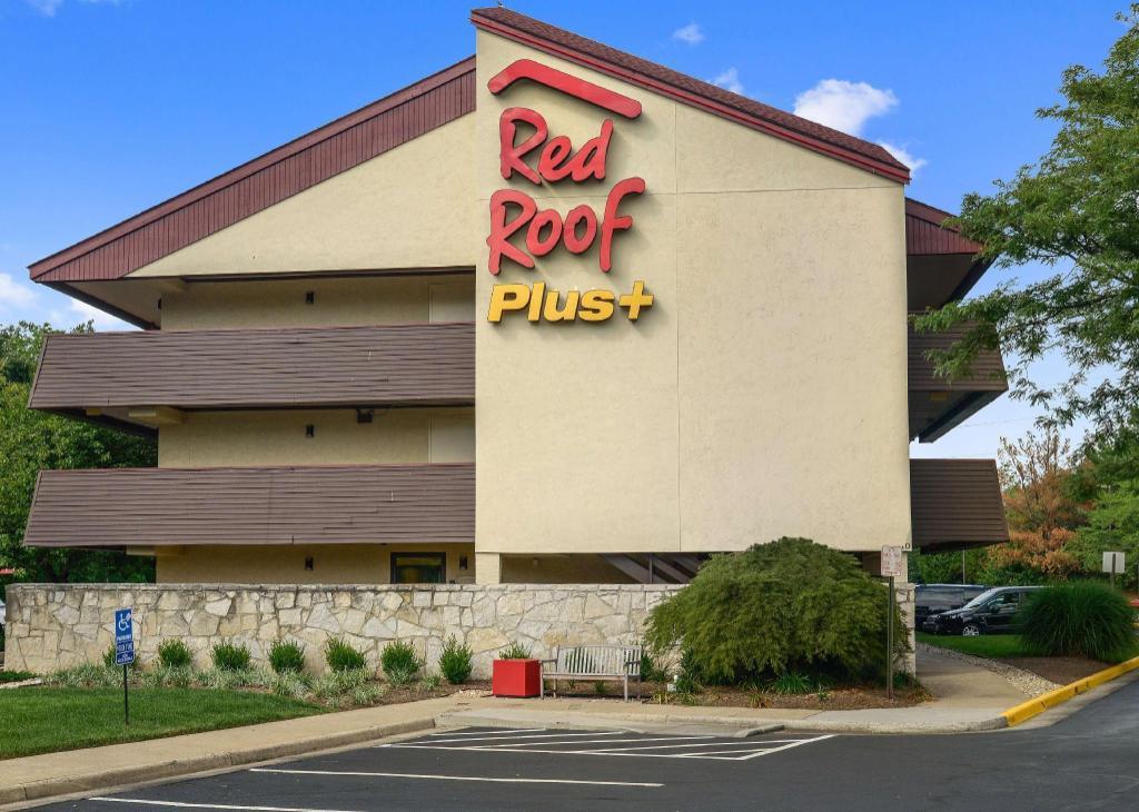 Red Roof Plus Washington Dc Manassas Sudley Manassas