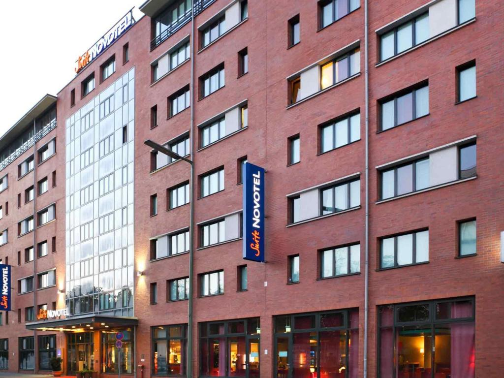 Hotel Novotel Suites Berlin City Potsdamer Platz Berlin