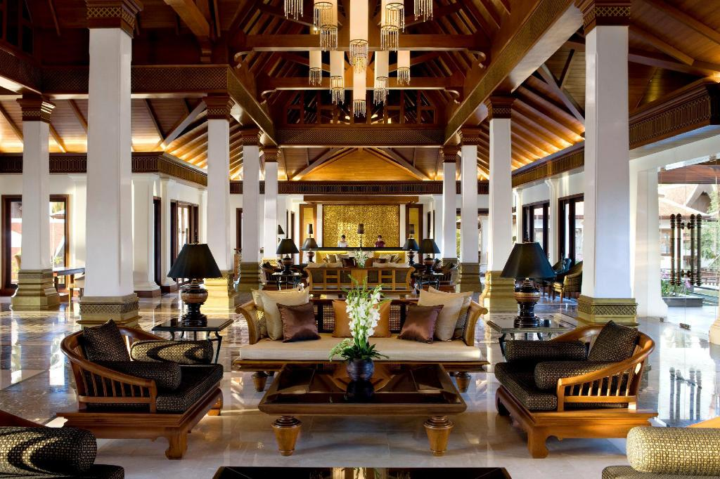 Lobby JW Marriott Khao Lak Resort & Spa
