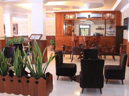 Foyer City Angkor Hotel