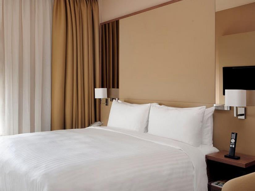 Executive Room, Executive lounge access, Guest room, King