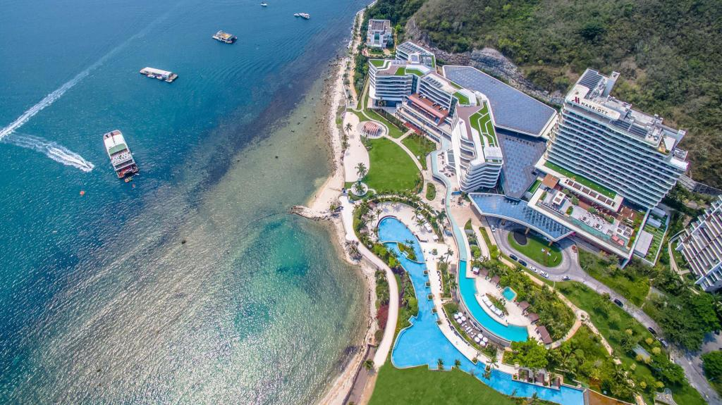 More about Sanya Marriott Hotel Dadonghai Bay