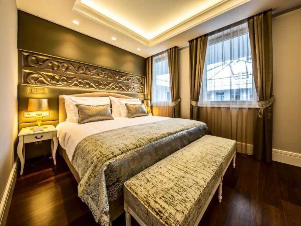 Standard Double Room - Guestroom Prestige Hotel Budapest