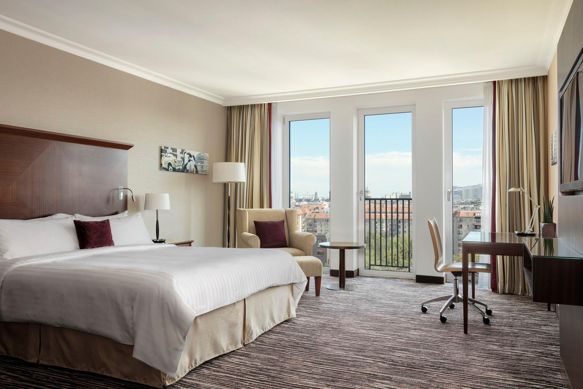 City View, Guest room, 1 King or 2 Double, City view