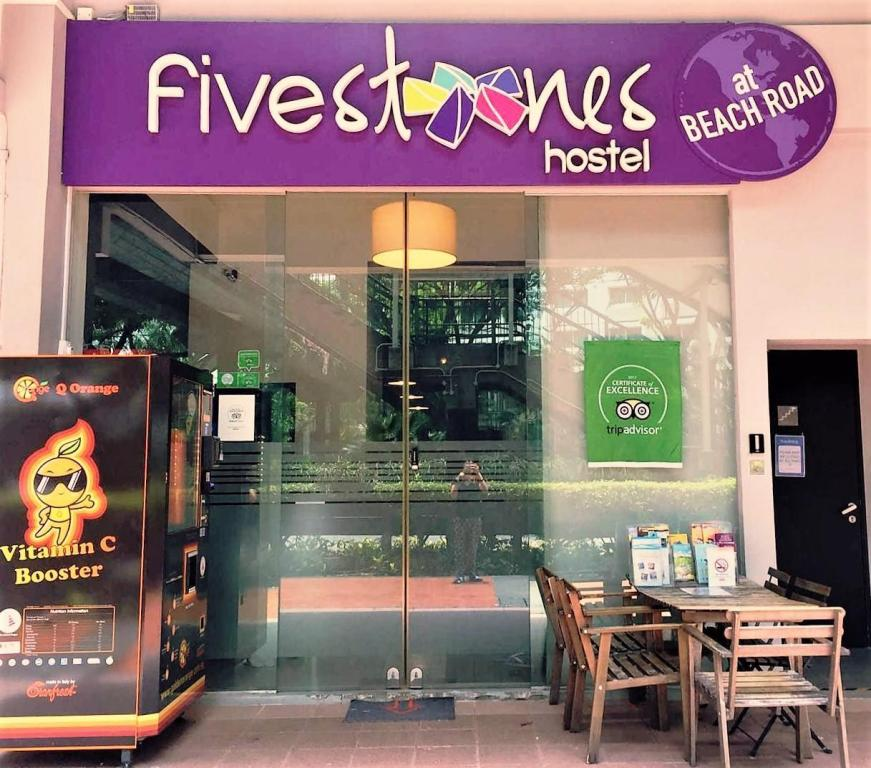 More about Five Stones Hostel