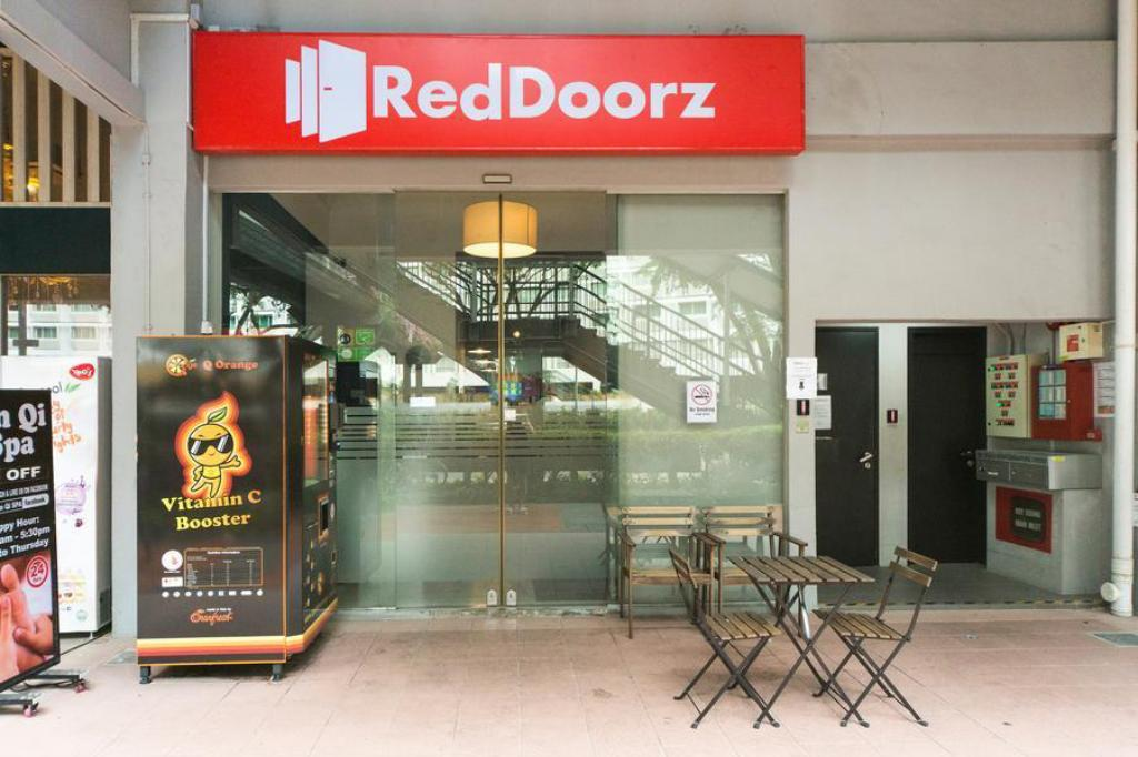 RedDoorz Hostel @ Beach Road (SG Clean Certified)