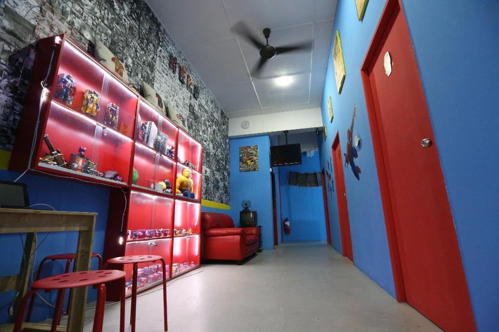 More about Hero Hostel