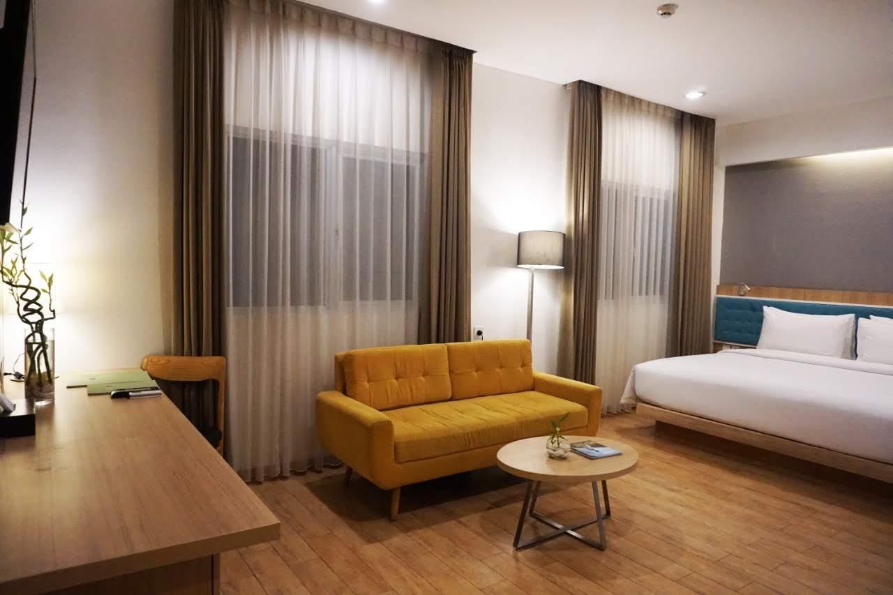 Hotel Santika Kelapa Gading In Jakarta Room Deals Photos Reviews
