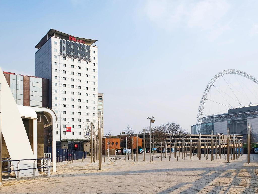 Hotels Nähe Wembley Stadion