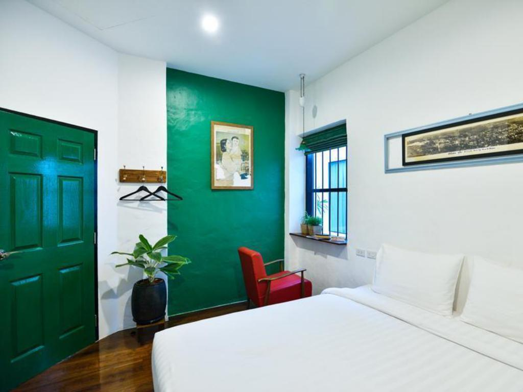 Standard Double Room The Rommanee Classic Guesthouse