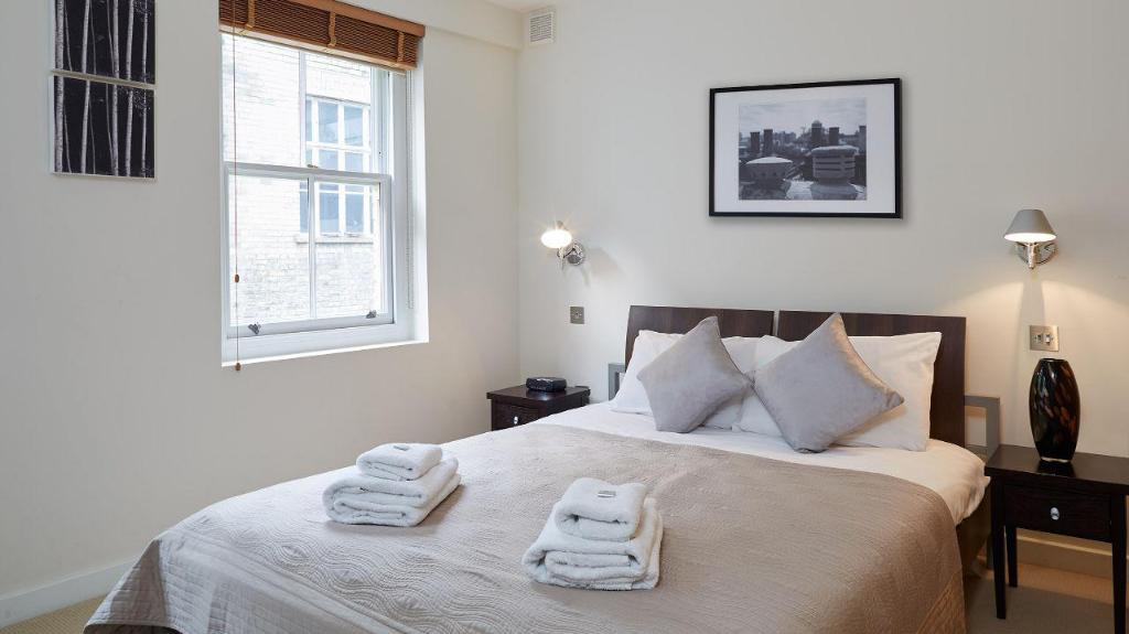Interior view City Marque Tower Hill Serviced Apartments