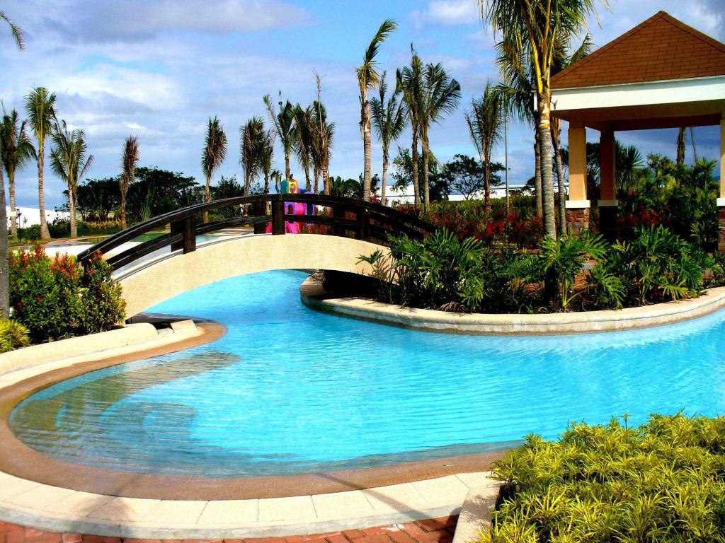 Santino guest house at the mills country club in laguna - Club mahindra kandaghat swimming pool ...