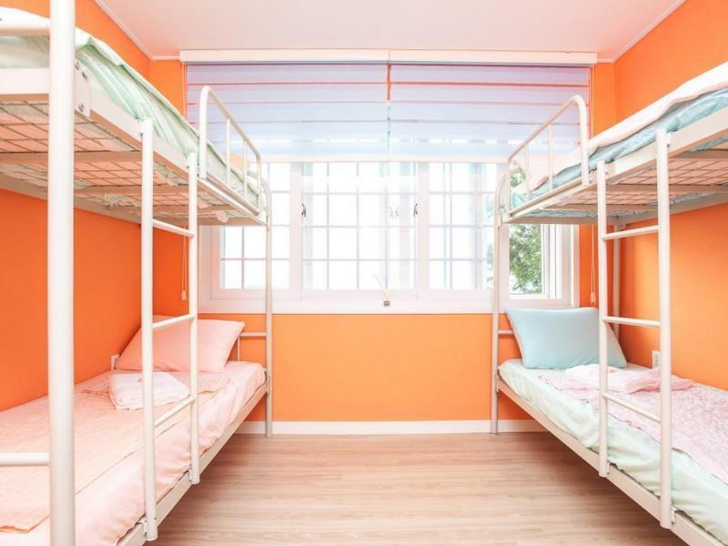 6-Bed Dormitory -- Female Only Blue Pony Guesthouse