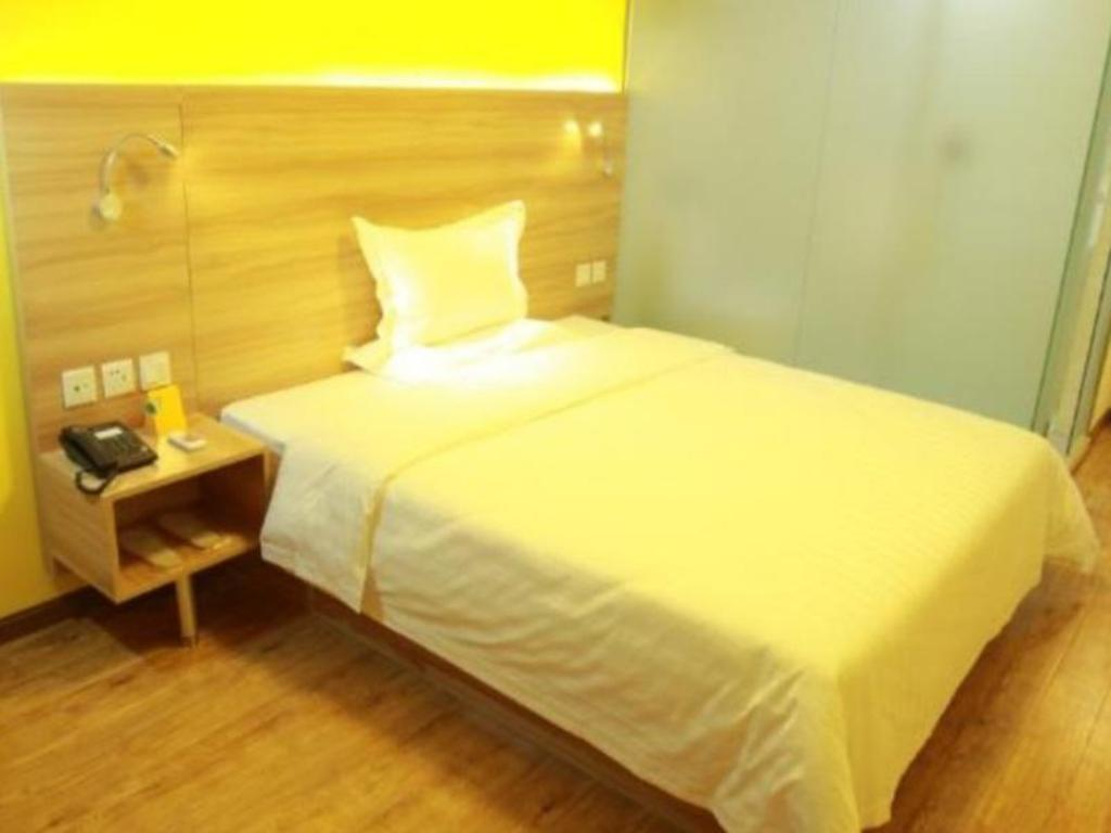 Легло тип кинг 7 Days Inn Chengdu Shuangnan Branch