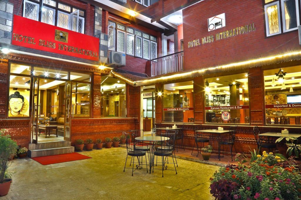 Hotel Bliss International In Kathmandu Room Deals Photos Reviews