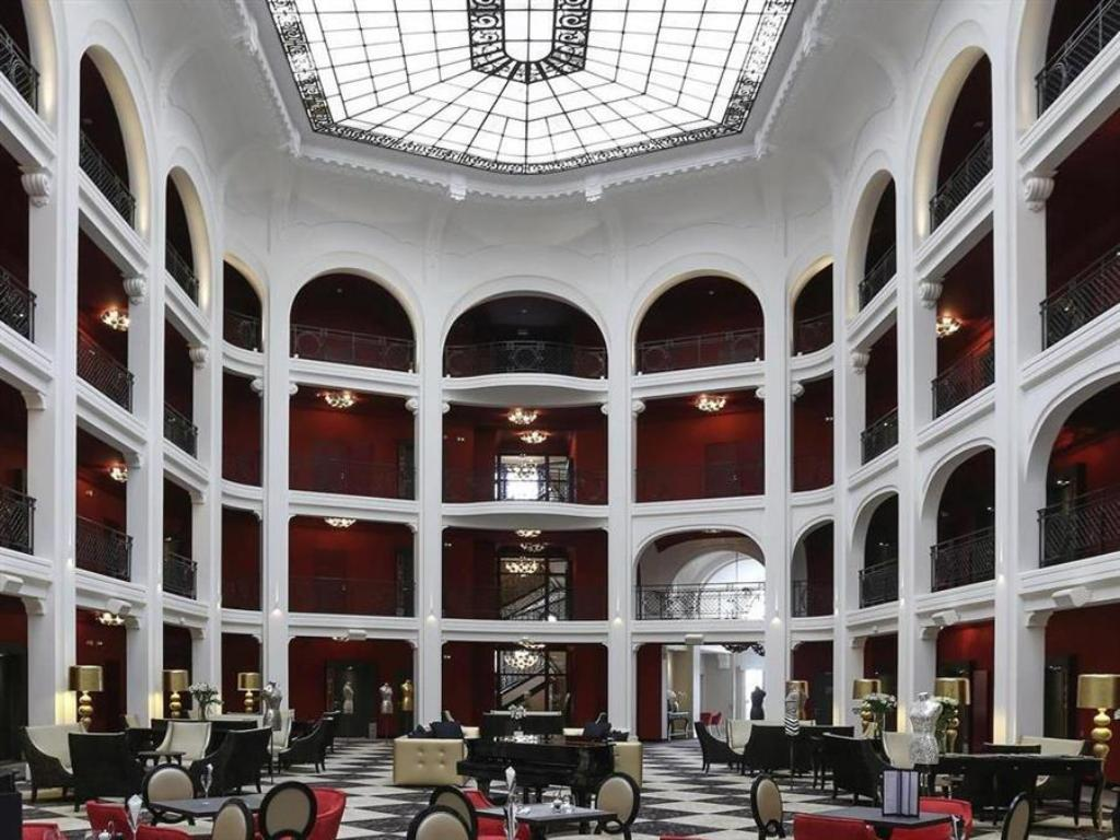 Interior view Le Regina Biarritz Hotel and Spa MGallery