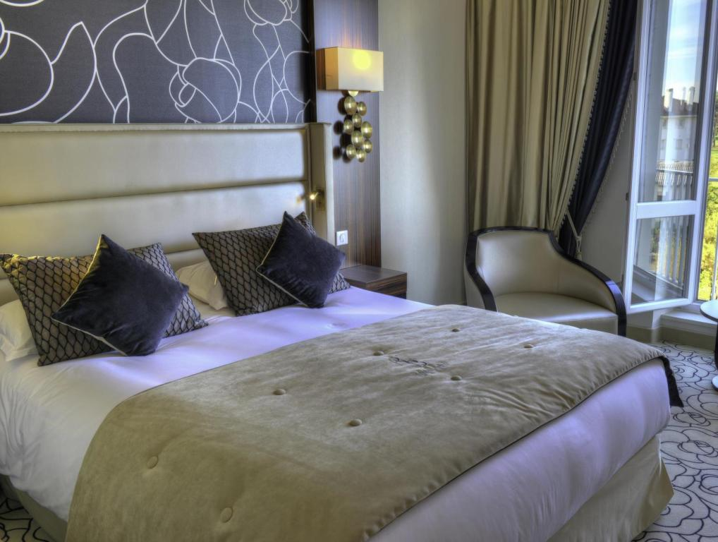 Double or Twin Room Le Regina Biarritz Hotel and Spa by MGallery Collection