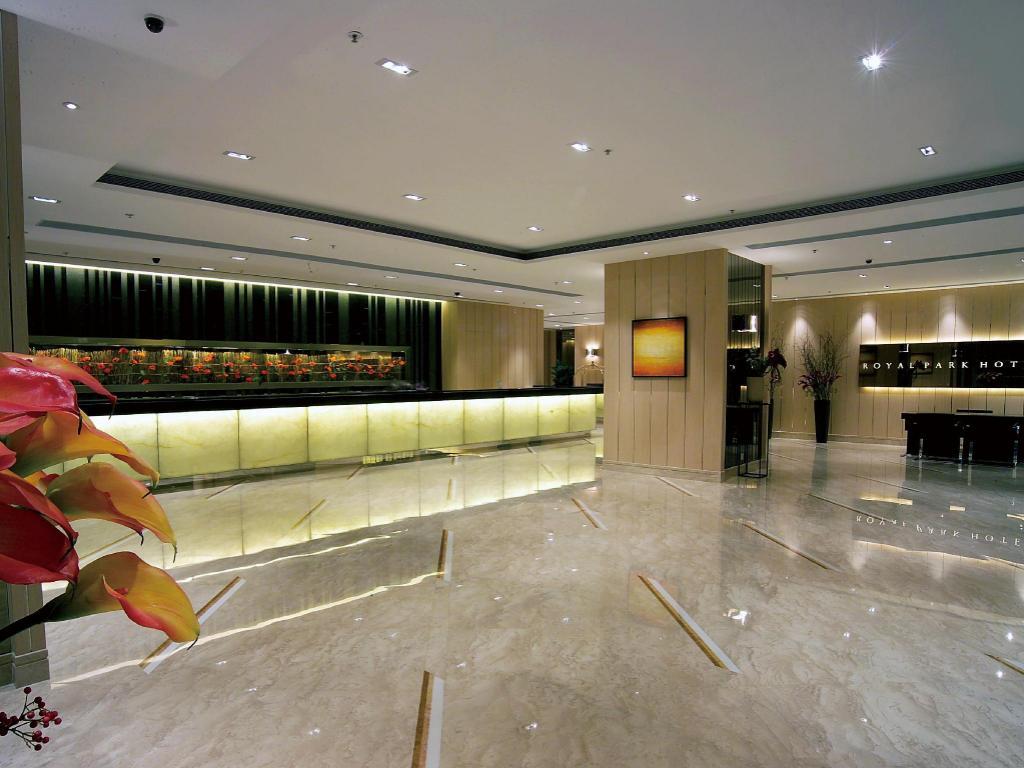Royal Park Hotel In Hong Kong Room Deals Photos Reviews
