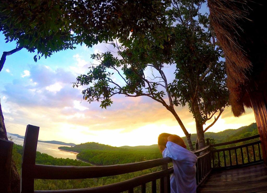 More about Sanctuaria Treehouses Busuanga