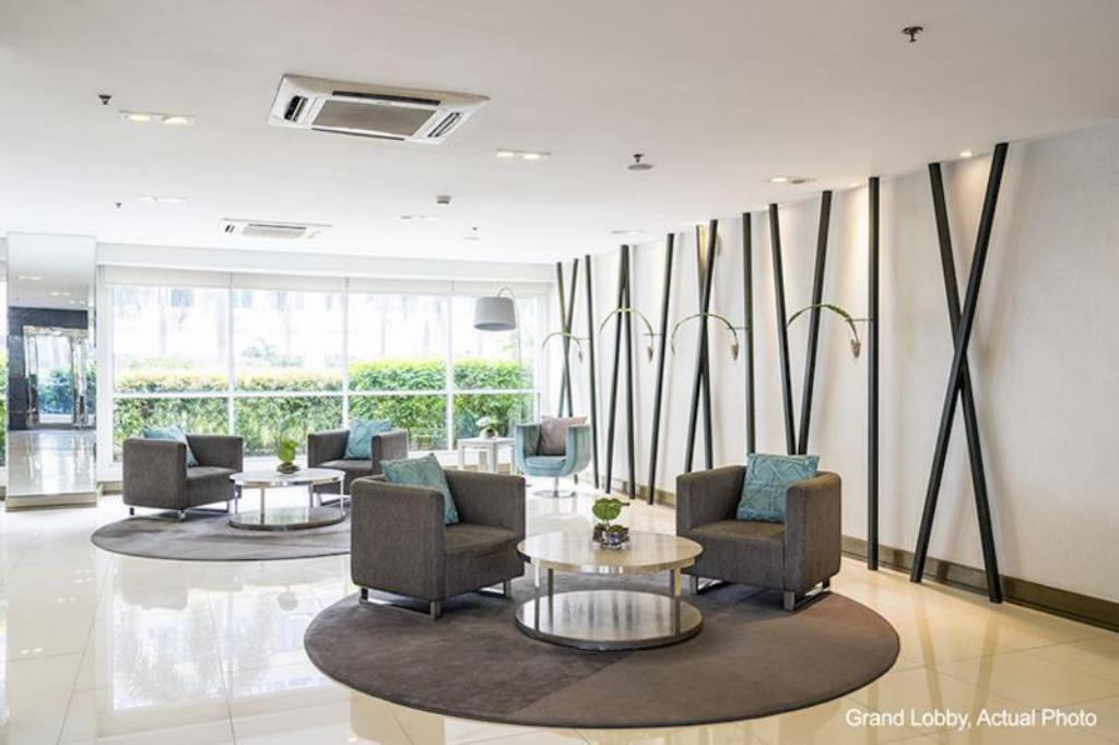 Lobby The Concierge at Sea Residences