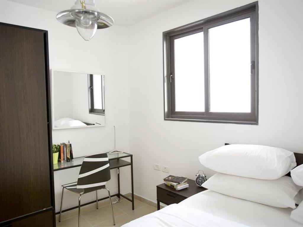 Luxury One-Bedroom Apartment - Guestroom Check In Jerusalem Apartments