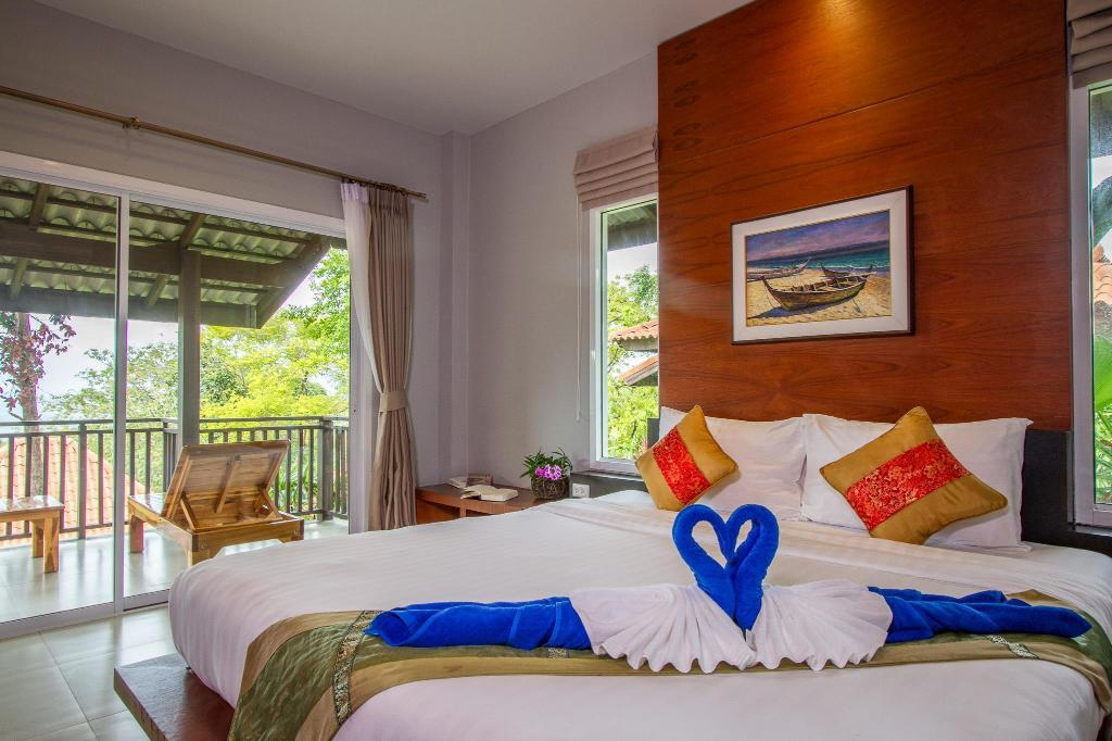 Deluxe Suite Sea View - Suite room Kantiang View Resort