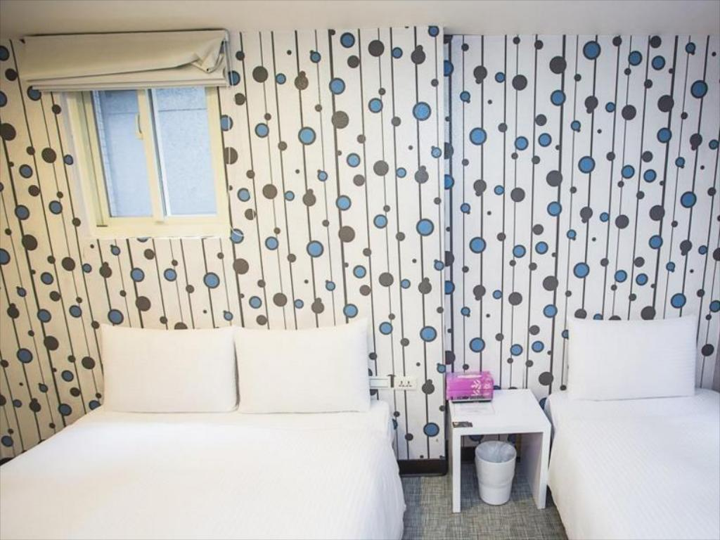 Ximen taipei dreamhouse in taiwan room deals photos for Design ximen hotel review