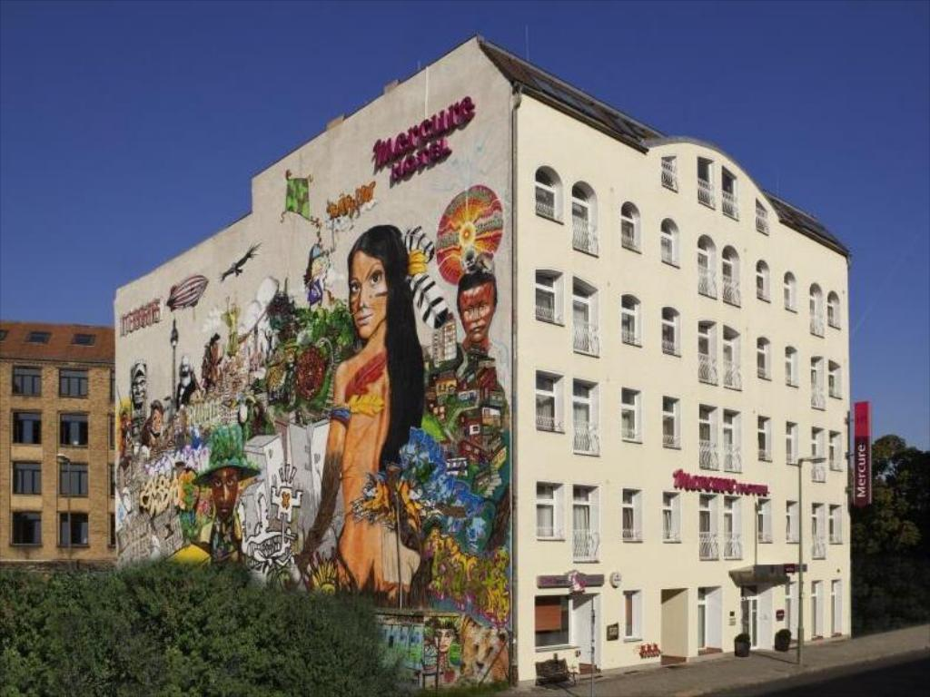 Best price on mercure hotel berlin mitte in berlin reviews for Top hotels in berlin