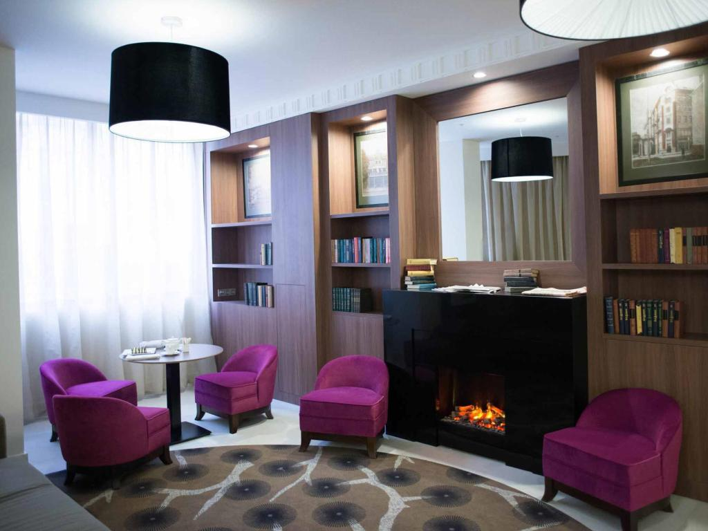 Vista interior Mercure Rostov-On-Don Center