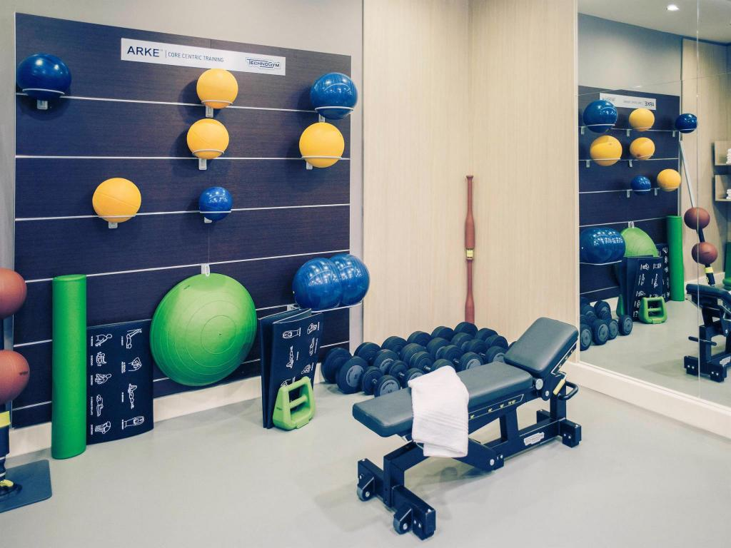 Centre de fitnes Mercure Rostov-On-Don Center