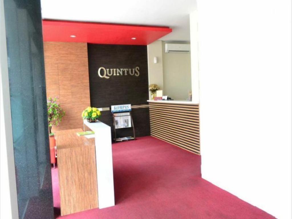 Hotel Quintus Jakarta in Indonesia - Room Deals, Photos ...