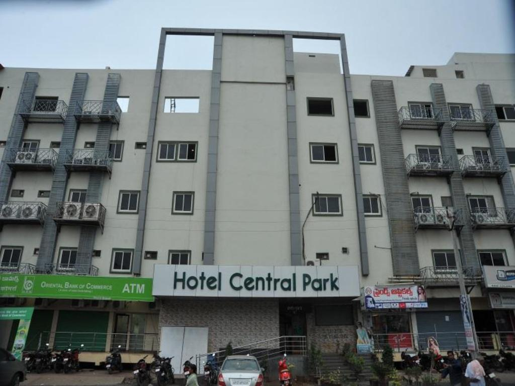 best price on hotel central park in ongole reviews