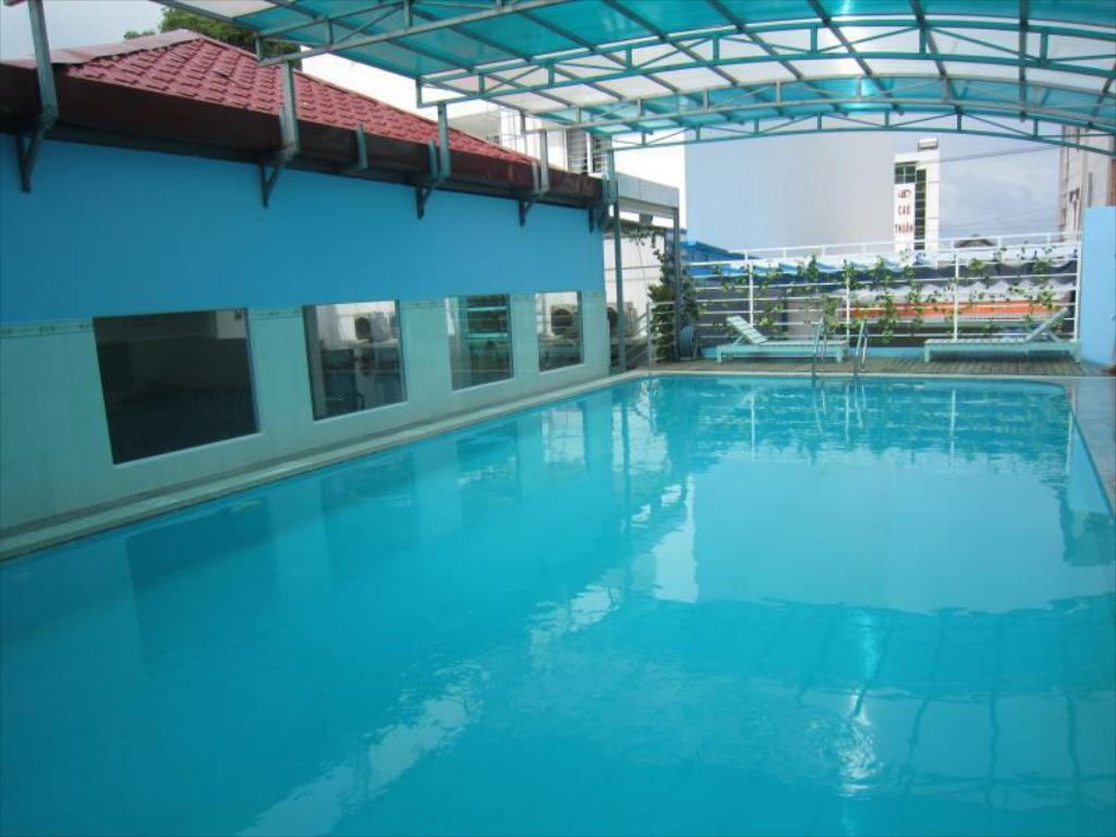 Swimmingpool Galaxy Hotel (Galaxy Hotel )