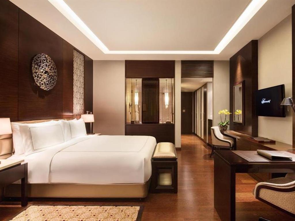Fairmont Jakarta Hotel Indonesia Photos Room Rates Promotions