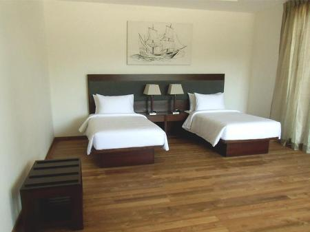 Executive Suite Amaranthe Bay Resort & Spa