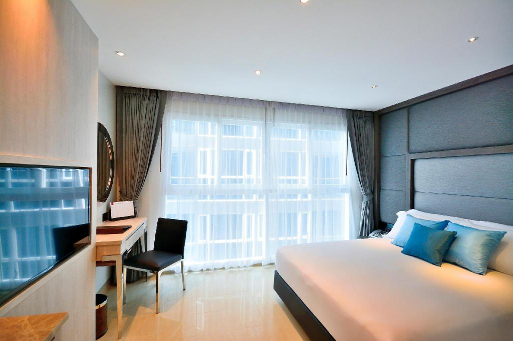 Superior - Bed Centra by Centara Avenue Hotel Pattaya