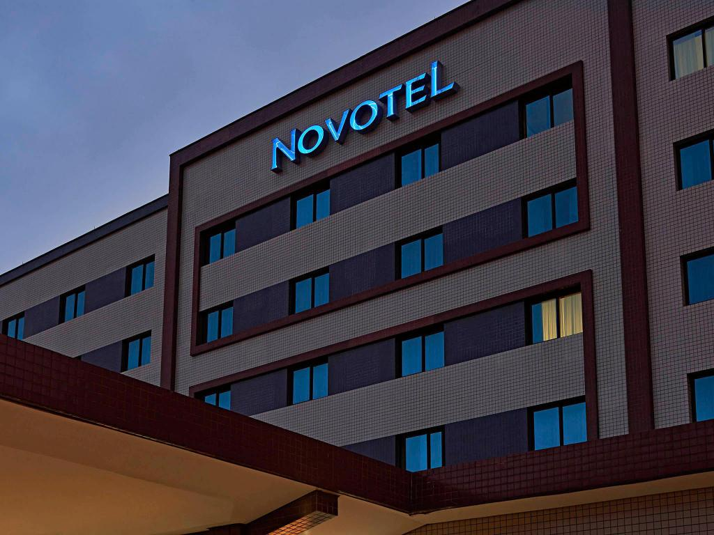 Novotel Sao Paulo Center Norte