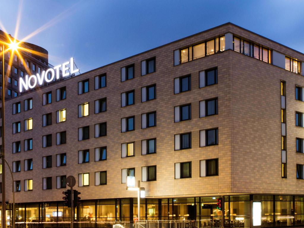 More about Novotel Hamburg City Alster