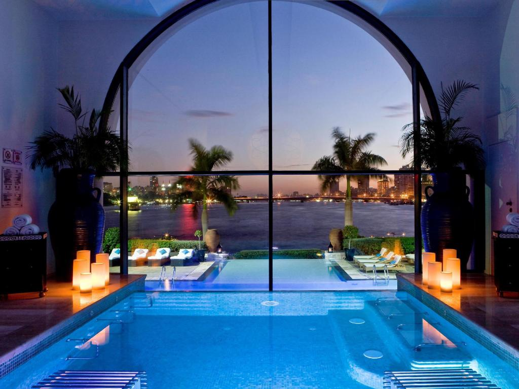 Swimming pool Sofitel Cairo Nile El Gezirah