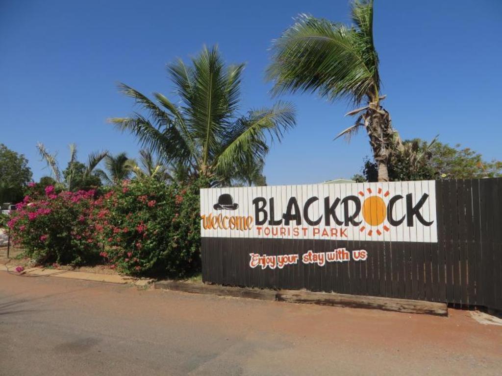 black rock essay