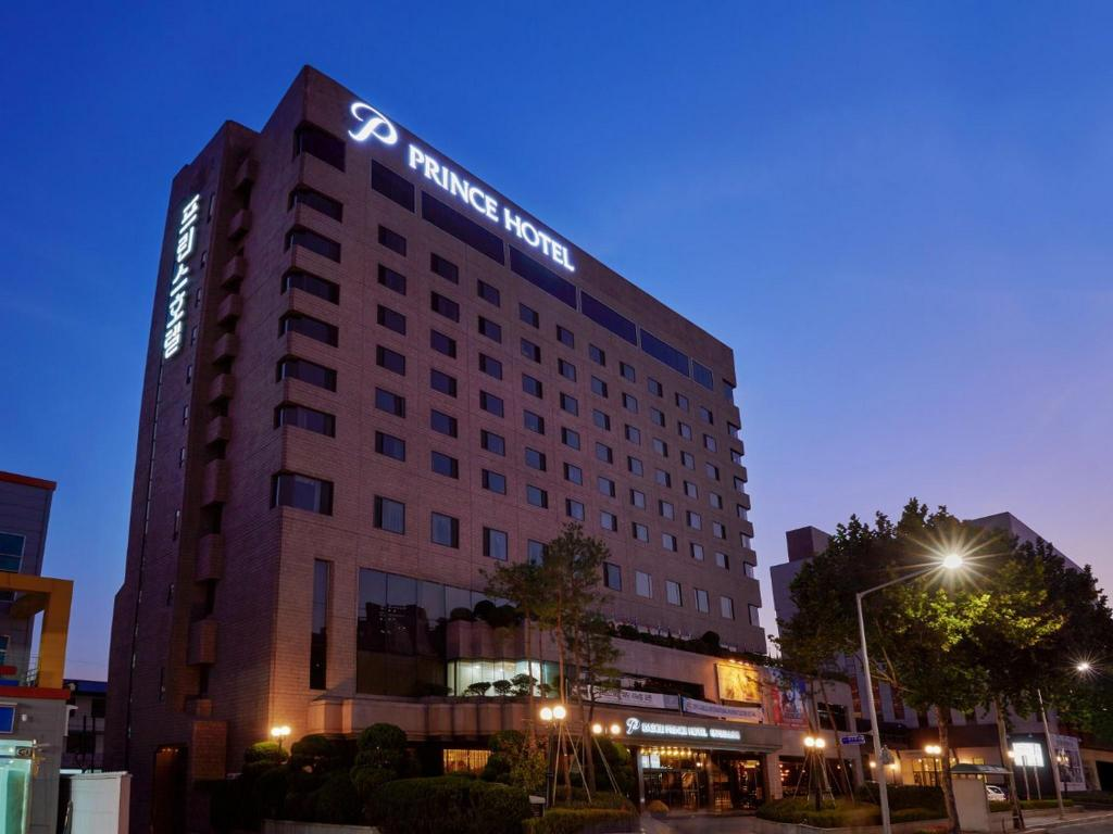 More about Daegu Prince Hotel